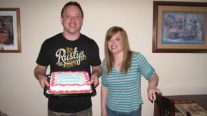 Happy Birthday Jer and Jen